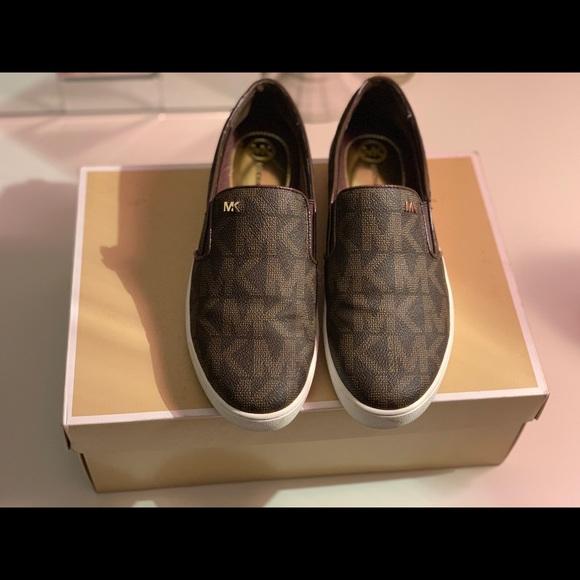 Michael Kors Shoes | Mk Slip Ons | Poshmark
